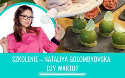 Szkolenie – Nataliya Golombyovska. Czywarto?